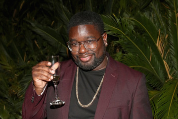 Lil Rel Howery Men's Fitness Game Changers Event