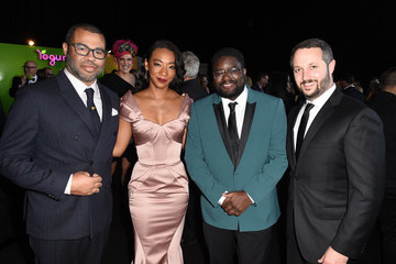 Lil Rel Howery Betty Gabriel The 23rd Annual Critics' Choice Awards - Cocktails