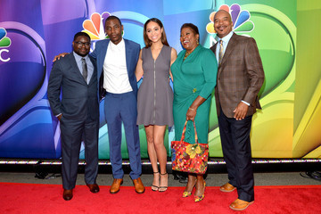 Lil Rel Howery The 2015 NBC Upfront Presentation Red Carpet Event