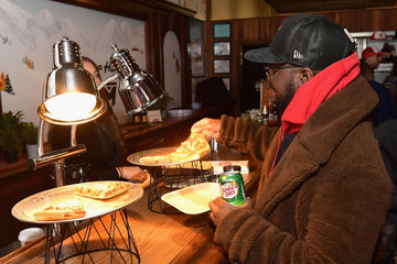Lil Rel Howery Pizza Hut Lounge Park City