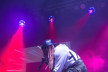Lil Wayne Bud Light Party Conventions - Houston