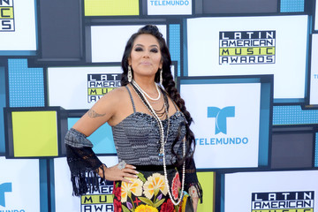 Lila Downs 2016 Latin American Music Awards - Arrivals