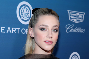 Lili Reinhart The Art Of Elysium Presents Michael Muller's HEAVEN - Arrivals