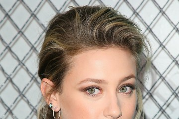 Lili Reinhart Tiffany & Co. Celebrates Launch Of New Tiffany Men's Collections