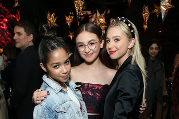 """Lilia Buckingham Anna Cathcart Premiere Of Netflix's """"To All The Boys: P.S. I Still Love You"""" - After Party"""