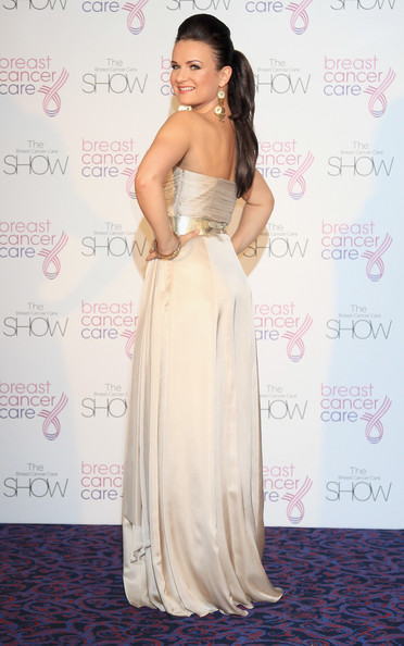 Fashion Show - Arrivals: Breast Cancer Care 2010