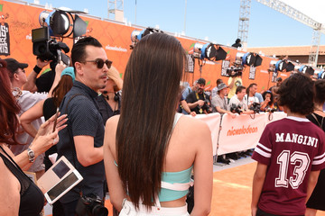 Lilimar Nickelodeon Kids' Choice Sports Awards 2016 - Red Carpet