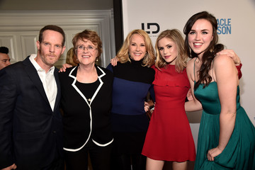 Lillian Doucet-Roche Premiere Of Mirror And LD Entertainment's 'The Miracle Season' - Red Carpet