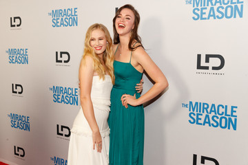 Lillian Doucet-Roche Premiere Of Mirror And LD Entertainment's 'The Miracle Season' - Arrivals