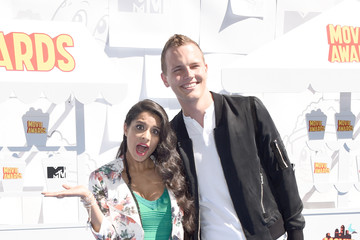Lilly Singh The 2015 MTV Movie Awards - Arrivals