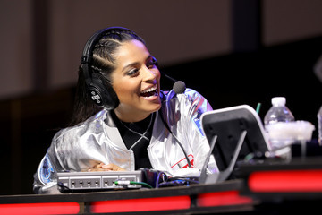Lilly Singh SiriusXM At Super Bowl LIV - Day 1