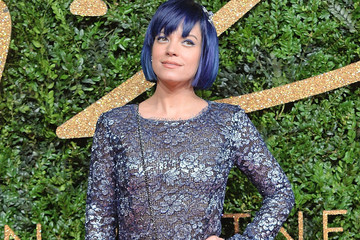 Lily Allen British Fashion Awards 2015 - Red Carpet Arrivals