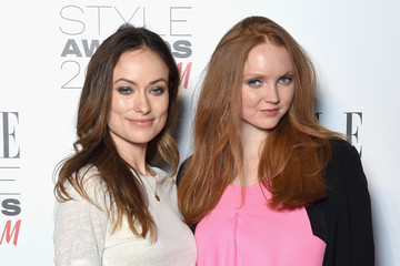 Lily Cole Elle Style Awards 2015 - Winners Room