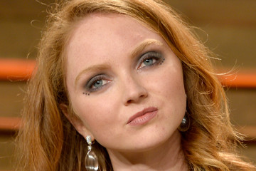 Lily Cole Stars at the Vanity Fair Oscar Party