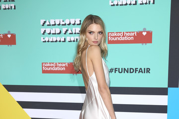 Lily Donaldson The Naked Heart Foundation's Fabulous Fund Fair
