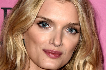 Lily Donaldson Arrivals at the Victoria's Secret Fashion Show Afterparty