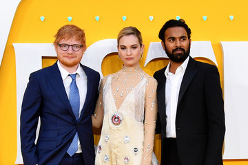 Lily James 'Yesterday' UK Premiere - Red Carpet Arrivals