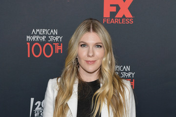 """Lily Rabe FX's """"American Horror Story"""" 100th Episode Celebration - Arrivals"""