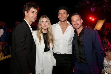 """Lily Rabe FX's """"American Horror Story"""" 100th Episode Celebration - Inside"""
