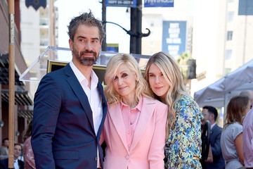 Lily Rabe Judith Light Honored With A Star On The Hollywood Walk Of Fame