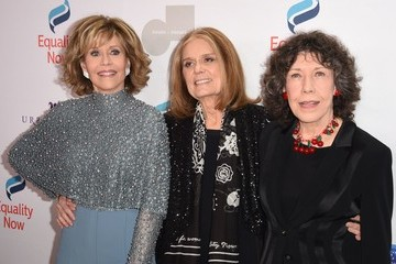 Lily Tomlin Gloria Steinem Equality Now's 3rd Annual 'Make Equality Reality' Gala - Arrivals