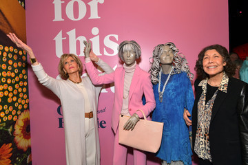 Lily Tomlin Jane Fonda Netflix FYSEE 'Grace And Frankie' ATAS Official Red Carpet And Panel