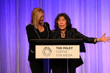 Lily Tomlin The Paley Honors: A Special Tribute To Television's Comedy Legends - Inside