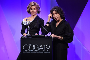 Lily Tomlin 19th CDGA (Costume Designers Guild Awards) - Show And Audience