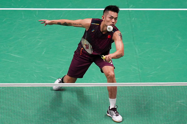 Lin Dan Photos Photos Total Bwf World Championships 2018 Day 1