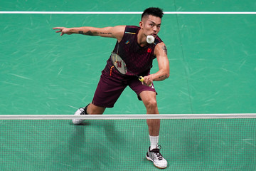 Lin Dan Total BWF World Championships 2018 - Day 1