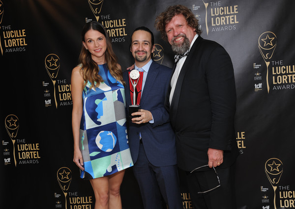 The 30th Annual Lucille Lortel Awards - Press Room