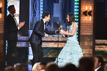 Lin-manuel Miranda 2017 Tony Awards - Show