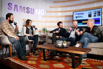 Linas Phillips The Samsung Studio At SXSW 2015