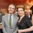 Adrienne Arsht and Andy Cohen