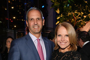 Katie Couric and John Molner attend Lincoln Center Fall Gala at Alice Tully Hall on October 24, 2018 in New York City.
