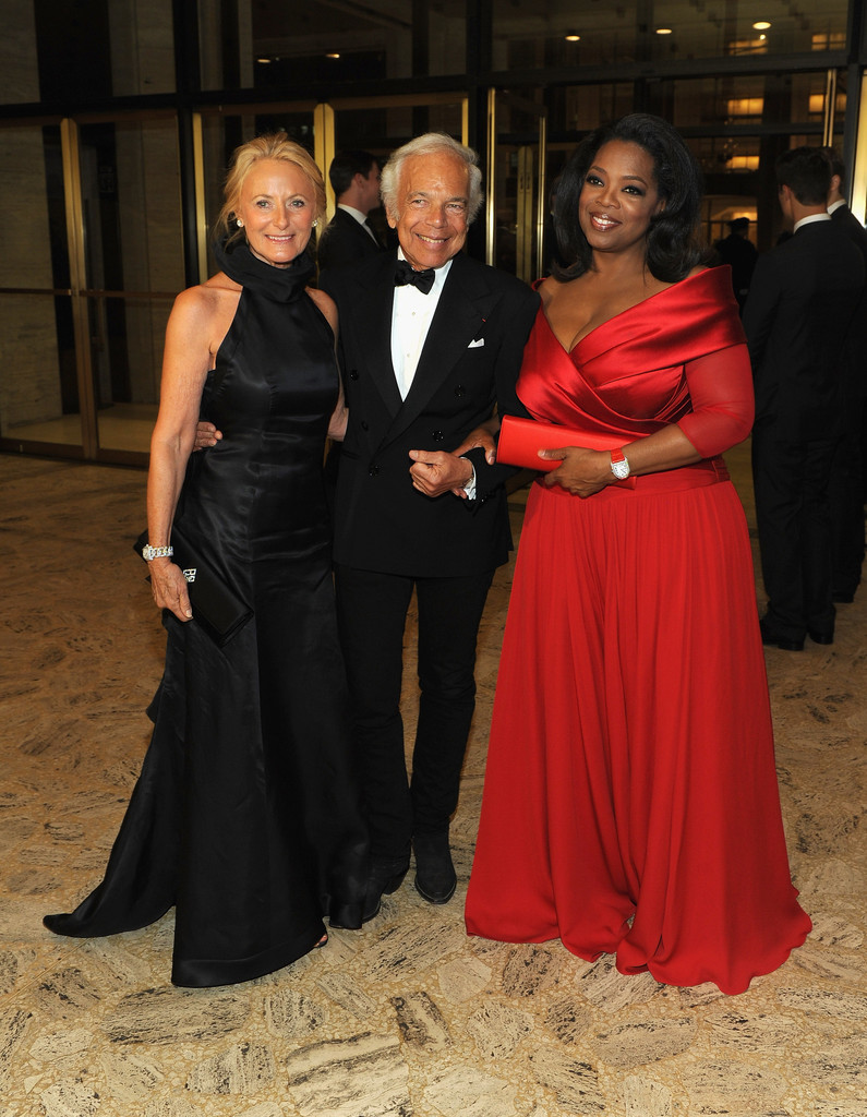 Oprah Winfrey Photos Photos - Lincoln Center Presents: An Evening ...
