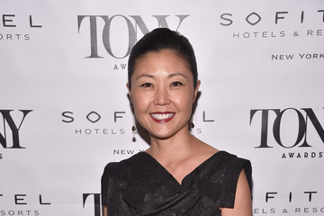 Linda Cho 2017 Tony Honors Cocktail Party — Arrivals