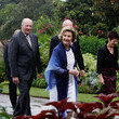 Linda Hurley King Harald V And Queen Sonja Of Norway Visit Australia - Day 4