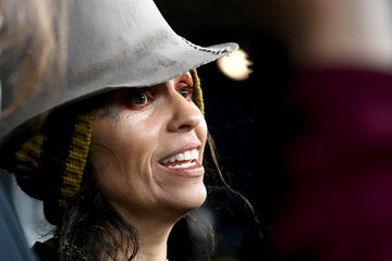 Linda Perry The Art Of Elysium's 13th Annual Celebration - Heaven - Arrivals