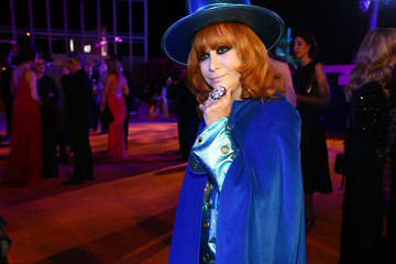 Linda Ramone 2018 LACMA Art + Film Gala Honoring Catherine Opie And Guillermo Del Toro Presented By Gucci - Inside