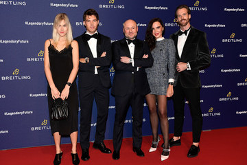Linda Tol Breitling '#LEGENDARYFUTURE' Roadshow 2018 in Zurich - Red Carpet