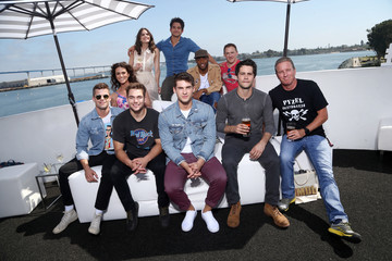 Linden Ashby #IMDboat At San Diego Comic-Con 2017: Day One