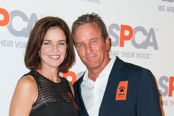 Linden Ashby and his wife Susan Walters