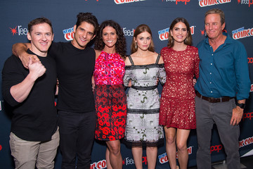 Linden Ashby 'Teen Wolf' Final Farewell at New York Comic Con