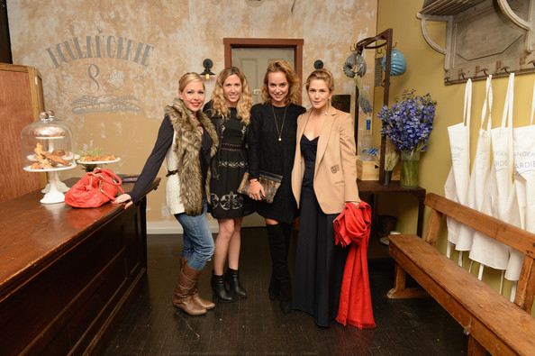 Hannah Bronfman And GREY GOOSE Vodka Host Exclusive Dinner Experience At The Boulangerie Picardie [event,grey goose vodka,l-r,dinner experience,new york city,hannah bronfman,boulangerie picardie,lindsay burns,kelly framel,gwendolyn bluemich,claire distenfeld]