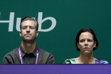Lindsay Davenport BNP Paribas WTA Finals Singapore Presented by SC Global - Day 1