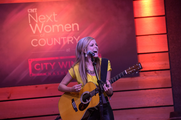 Lindsay ell lindsay ell performs at the cmt next women of country at