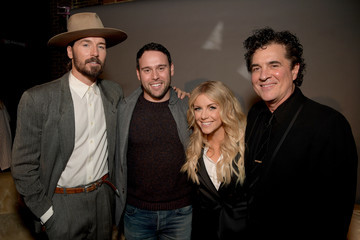 Lindsay Ell Big Machine Label Group Celebrates The 53rd Annual CMA Awards In Nashville