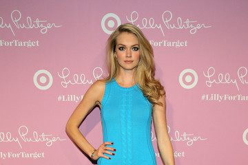 Lindsay Ellingson Lilly Pulitzer For Target Launch Event