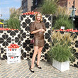 Lindsay Ellingson Kate Spade New York - Popup Installation VIP Opening Party - September 2021 - New York Fashion Week: The Shows